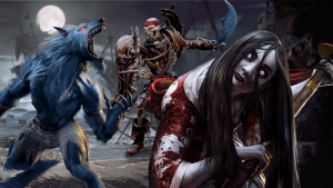 Killer Instinct Horror Pack