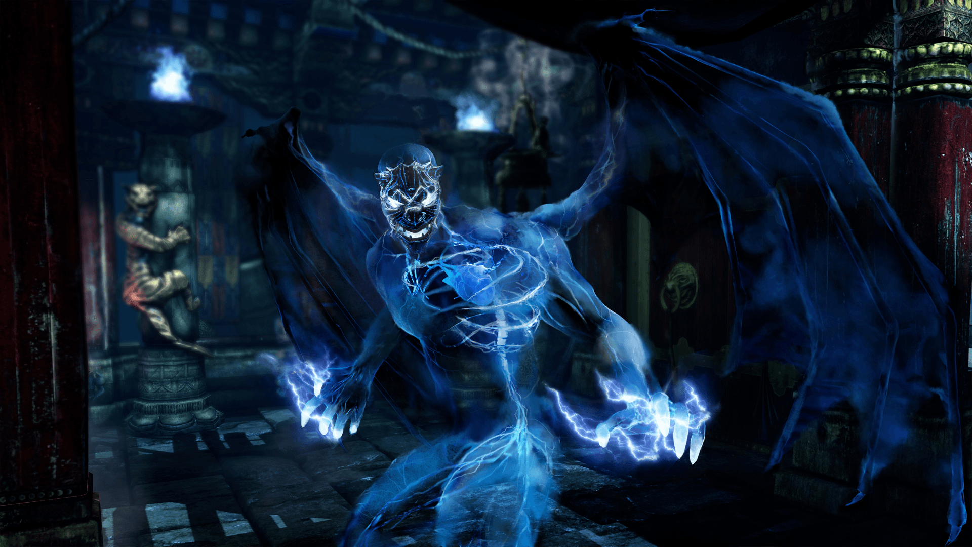 Killer instinct the herald of gargos for Portent vs omen