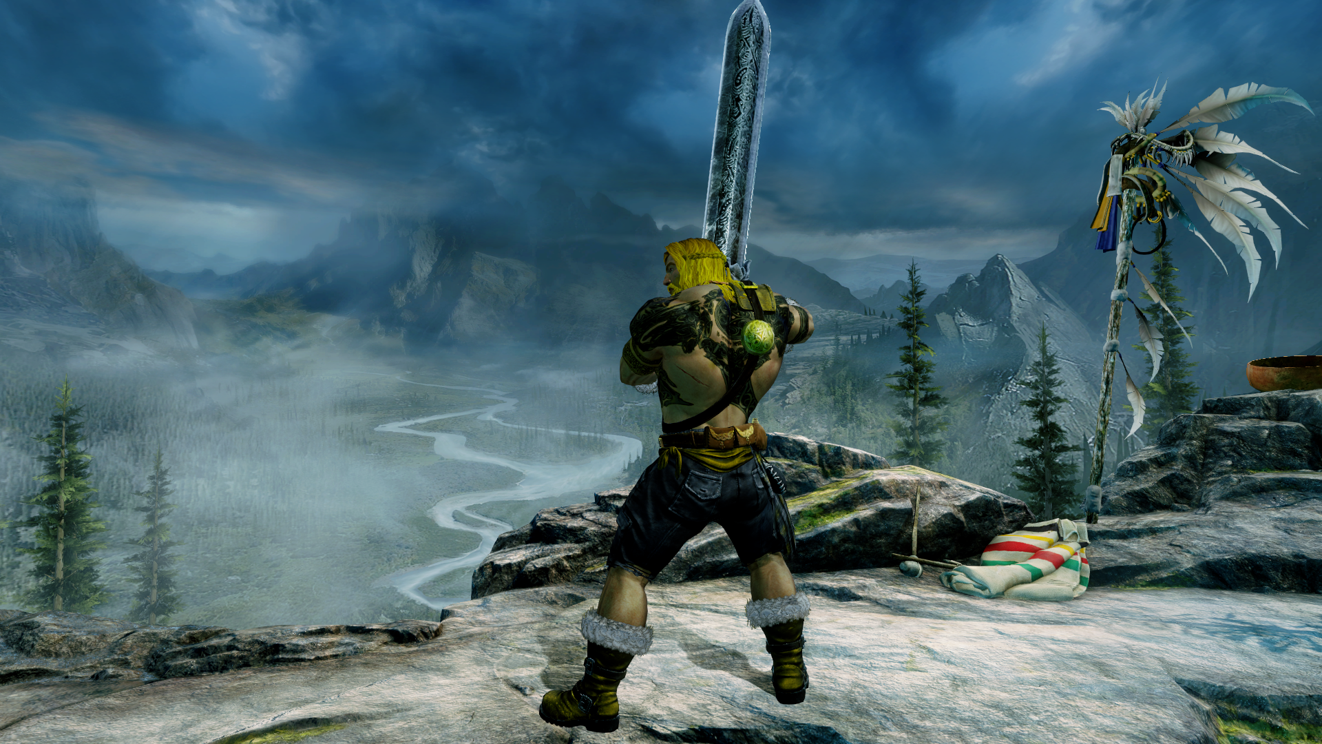 Killer Instinct   Tusk's Colors and Accessories