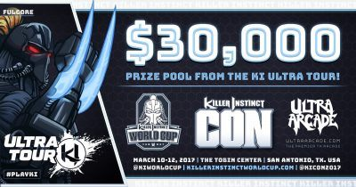 Killer Instinct World Cup & KI Con